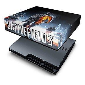PS3 Slim Capa Anti Poeira - Battlefield 3