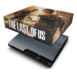 PS3 Slim Capa Anti Poeira - Last Of Us