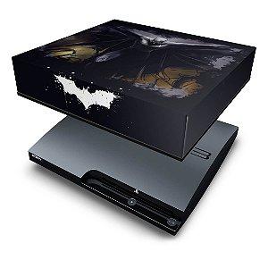 PS3 Slim Capa Anti Poeira - Batman