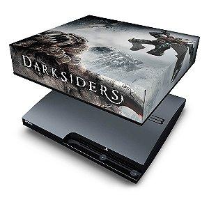 PS3 Slim Capa Anti Poeira - Darksiders