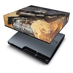 PS3 Slim Capa Anti Poeira - Star Wars