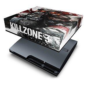 PS3 Slim Capa Anti Poeira - Killzone 3