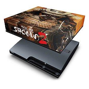 PS3 Slim Capa Anti Poeira - Infamous 2 #2
