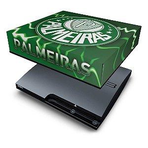 PS3 Slim Capa Anti Poeira - Palmeiras