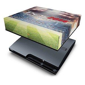 PS3 Slim Capa Anti Poeira - PES 2014