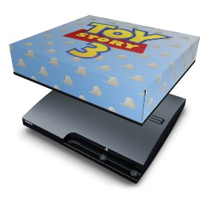 PS3 Slim Capa Anti Poeira - Toy Story