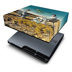 PS3 Slim Capa Anti Poeira - Breaking Bad