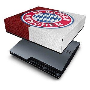 PS3 Slim Capa Anti Poeira - Bayern de Munique