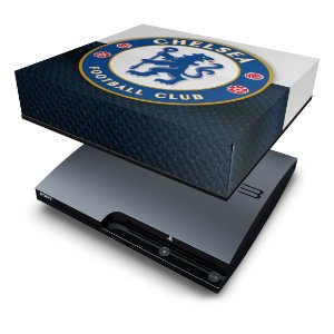PS3 Slim Capa Anti Poeira - Chelsea
