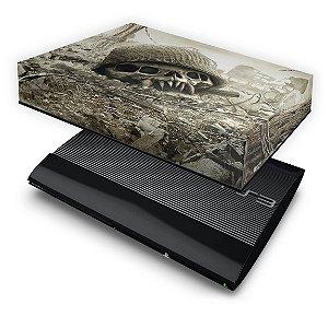 PS3 Super Slim Capa Anti Poeira - Resistance Fall Of