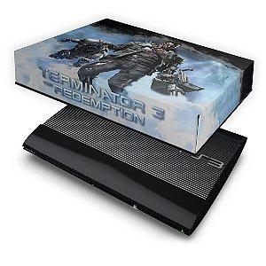 PS3 Super Slim Capa Anti Poeira - Exterminador