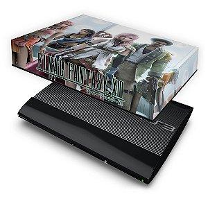 PS3 Super Slim Capa Anti Poeira - Final Fantasy Xiii #2