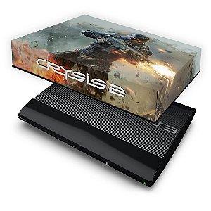 PS3 Super Slim Capa Anti Poeira - Crysis 2