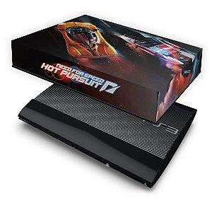 PS3 Super Slim Capa Anti Poeira - Need For Speed