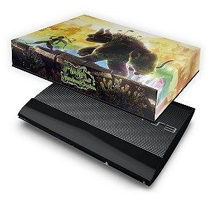 PS3 Super Slim Capa Anti Poeira - Majin The Forseken