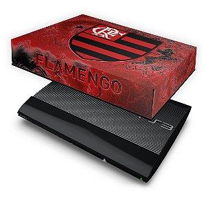 PS3 Super Slim Capa Anti Poeira - Flamengo