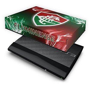 PS3 Super Slim Capa Anti Poeira - Fluminense