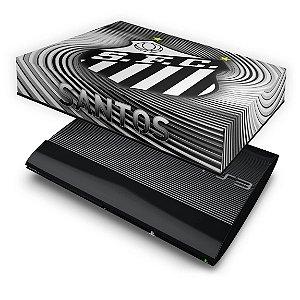 PS3 Super Slim Capa Anti Poeira - Santos