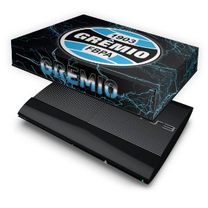 PS3 Super Slim Capa Anti Poeira - Gremio