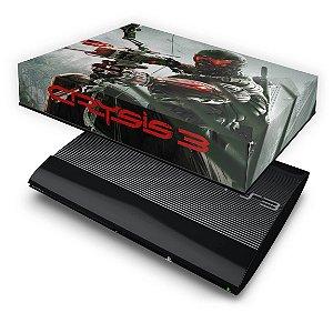 PS3 Super Slim Capa Anti Poeira - Crysis 3