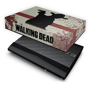 PS3 Super Slim Capa Anti Poeira - The Walking Dead #1