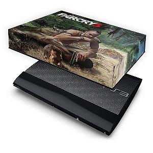 PS3 Super Slim Capa Anti Poeira - Far Cry 3