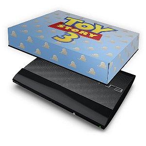 PS3 Super Slim Capa Anti Poeira - Toy Story