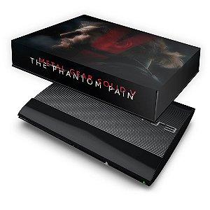 PS3 Super Slim Capa Anti Poeira - Metal Gear Solid V
