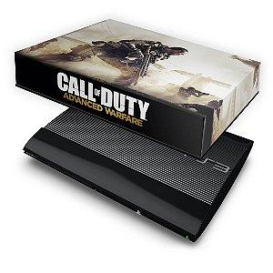 PS3 Super Slim Capa Anti Poeira - Call Of Duty Advanced Warfare