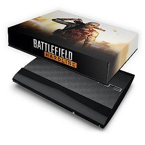 PS3 Super Slim Capa Anti Poeira - Battlefield Hardline