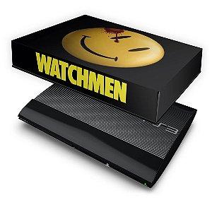 PS3 Super Slim Capa Anti Poeira - Watchmen
