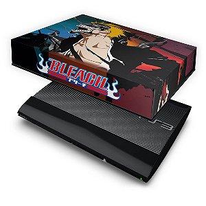 PS3 Super Slim Capa Anti Poeira - Bleach