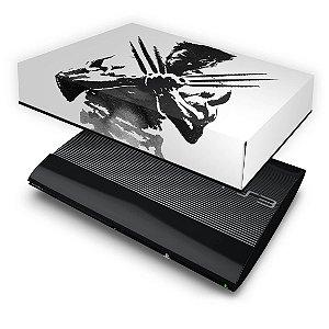 PS3 Super Slim Capa Anti Poeira - Wolverine X-men