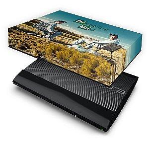PS3 Super Slim Capa Anti Poeira - Breaking Bad