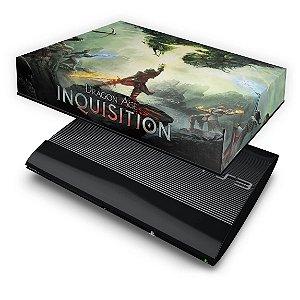 PS3 Super Slim Capa Anti Poeira - Dragon Age Inquisition