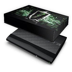 PS3 Super Slim Capa Anti Poeira - Charada Batman