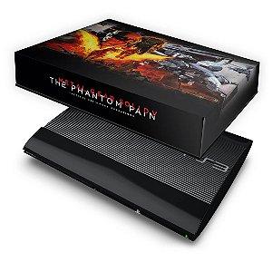 PS3 Super Slim Capa Anti Poeira - Metal Gear Solid 5