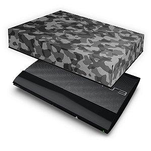 PS3 Super Slim Capa Anti Poeira - Camuflado