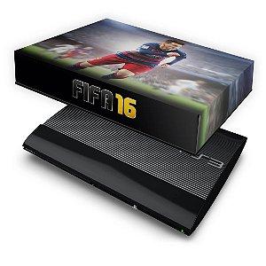 PS3 Super Slim Capa Anti Poeira - Fifa 16