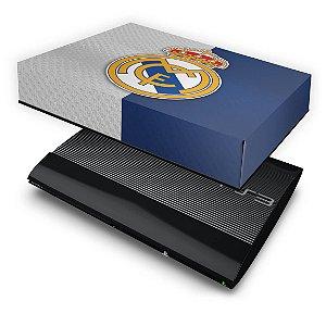 PS3 Super Slim Capa Anti Poeira - Real Madrid