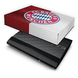 PS3 Super Slim Capa Anti Poeira - Bayern de Munique