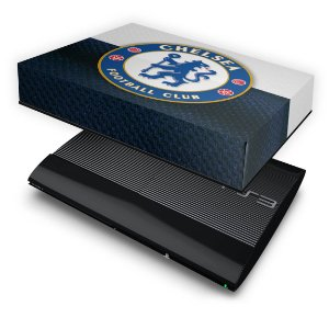 PS3 Super Slim Capa Anti Poeira - Chelsea