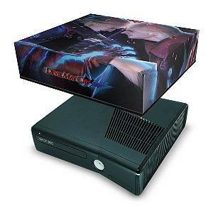 Xbox 360 Slim Capa Anti Poeira - Devil May Cry 4
