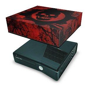 Xbox 360 Slim Capa Anti Poeira - Gears Of War 3