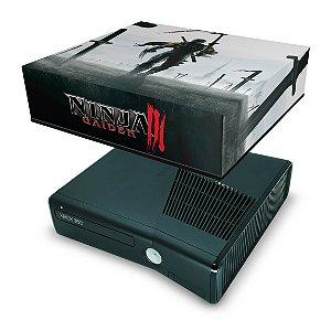 Xbox 360 Slim Capa Anti Poeira - Ninja Gaiden 3
