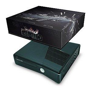 Xbox 360 Slim Capa Anti Poeira - Race Driver Grid