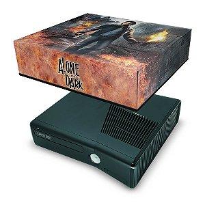 Xbox 360 Slim Capa Anti Poeira - Alone In The Dark