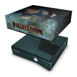 Xbox 360 Slim Capa Anti Poeira - Bulletstorm