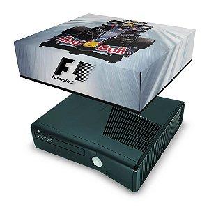 Xbox 360 Slim Capa Anti Poeira - Formula 1 #a