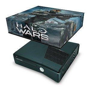 Xbox 360 Slim Capa Anti Poeira - Halo Wars
